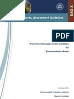 EPA Environmental Assessment Guideline for Environmental Offsets (Draft)