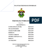 MAKALAH TEKNOLOGI WIRELESS.docx