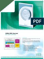 (Catalogo Conexion)VIPA OPC Server Eng 11 2008 Web