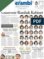 Harian Serambi Indonesia Tanggal 06 Nov 2012