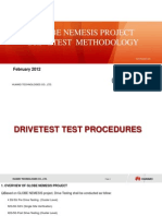 Globe Nemesis Drivetest Methodology_v3