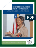 YouthEntrepreneurshipinAmericaYESG Report[4]
