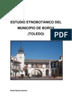Estudio etnobotánico de Borox
