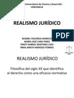REALISMO JURIDICO