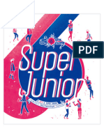 Super Junior - Spy 6th Album Repackage by ORCHARD