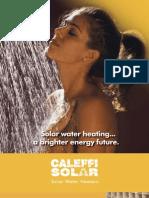 Caleffi_Solar Consumer Brochure