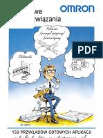 PLC OMRON - 158 przykładów gotowych rozwiązań - pomysłowe rozwiązania