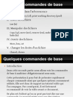 Commandes Linux de Base