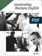 46253004 Commununicating in Business English PDF
