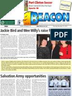 The Beacon - November 15, 2012
