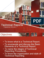 The Technical Reports.pptx
