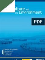 Aquaculture and the Enviromental