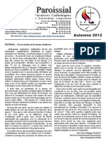 8 Bulletin 2012 Automne