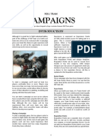 Warhammer 40,000 Kill Team Campaigns
