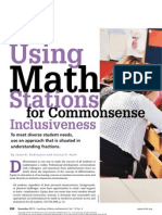 differentiation in inclusive classrooms