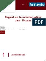 IFOP LA Croix La Mondialisation et les Francais