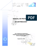 Manual de Proyectos 2005