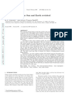 Distant Future of the Earth and Sun Revisited, Schroder and Smith