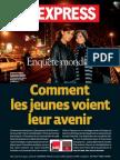 Dossier LExpress-Etude Jeunes
