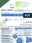Apoios ao Investimento e Incentivos Fiscais (QREN e SIFIDE II)