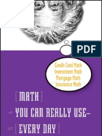 Math You Can Really Use - Every Day