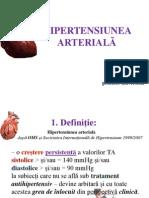 Hipertensiune Arteriala in 2003