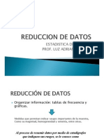Reduccion de Datos