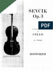 Sevcik 40 Variations Op.3