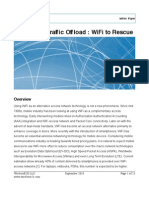 Traffic_offload_whitepaper_with LIPA, SIPTO, And IFOM