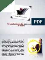 Informacion General Colegio de Lideres 2011