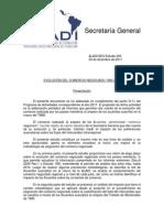 02 EVOLUCIÓN DEL COMERCIO ALADI 1993-2010