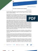 Discurso de Clausura de Andrés Cardó VIII Encuentro Nacional de Regiones