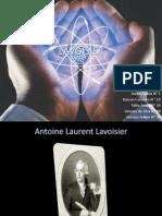 Trabalho de Quimica - Lavoisier