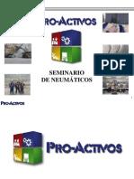 Seminario de neumaticos radiales y neumaticos convencionales