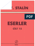 Stalin Cilt15