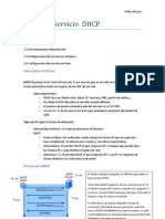 Tema 2 – Servicio  DHCP