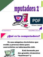 LA COMPUTADORA 4°