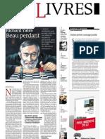 Supplément Le Monde des livres 2012.11.16
