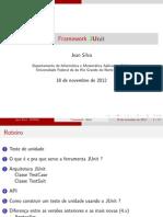 Presentation Junit