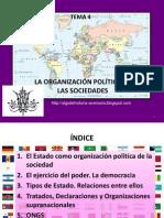 TEMA 4 Organización politica y sociedad. Marta