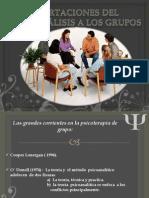 Aportación del psicoanalisis a los grupos