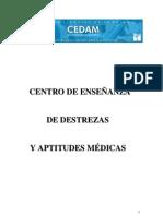 Manual Procedimientos CEDAM