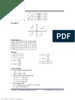 Rumus Trigonometri SMA
