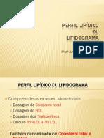 Perfil lipídico