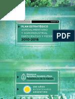 Plan Estratégico Agroalimentario - Argentina