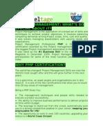 Acceltage Pmp Program Faqs 2012
