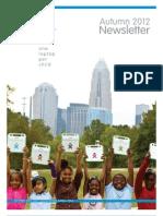 OLPC Newsletter Autumn 2012