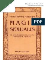 Magia Sexual de Pascal Bewerly Randolph