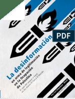La desinformación como arma de legitimación en la Ocupación de Palestina