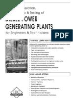 Diesel Power Generating Plants